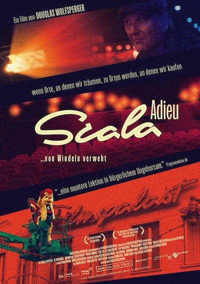 Filmplakat von Scala Adieu - Von Windeln verweht